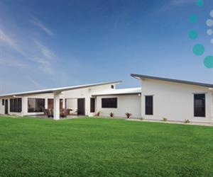The Bondor InsulLiving House at Burpengary, Qld