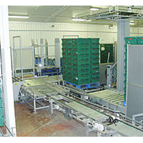 Fully-Automatic Stack Palletising Systems