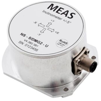 Inclinometers | D Series Dual Axis Tilt Sensor