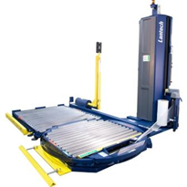 Semi Automatic Stretch Machine - Lantech Q300XT Plus
