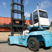 Container Lift Trucks | Konecranes 8-45t