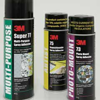 Spray Adhesives - 3M