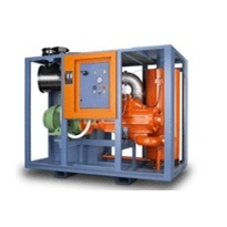 Large Rotary Vane Vacuum Pumps