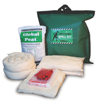 Spill Kit - Oil and Fuel Organic Station Bag 104L (SKHSSO)