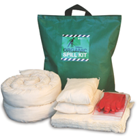 Spill Kit - Oil and Fuel Organic Station Bag 104L (SKPPO)