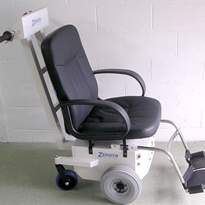Transit Wheelchair - Electrotranz Zephyr