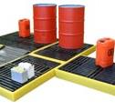 Bunded Spill Containment Decks