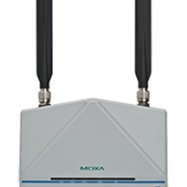 Outdoor Industrial Wireless AP/Bridge/Client - Moxa AWK-4131-M12