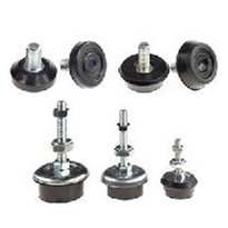 Adjustable Low Cost Rubber Feet - SV/JT/SX