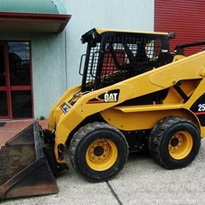 Used Wheeled Skid Steers - Caterpillar 252B