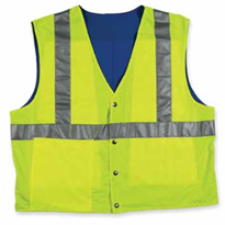 Chill-Its® 6675 Class 2 Evaporative Cooling Vest