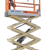 Scissor Lift | JLG Electric 19ft