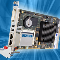 Compact PCI Card for Intel Atom E6xx Series | EKF PC2-LIMBO