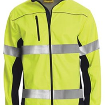 Hi Vis | Soft Shell Jacket