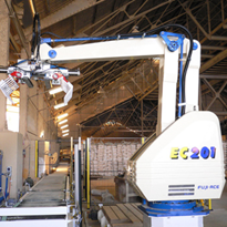 Robotic Palletiser by AccuWeigh