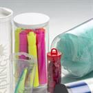 Clear Plastic Packaging Tubes