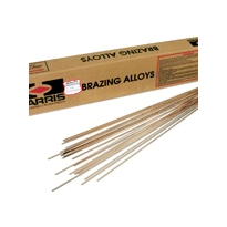 Brazing Alloy Rods - 2% Bare Silver