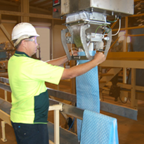 Semi Automatic Bagging Lines