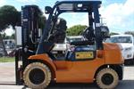 Container Forklift - Toyota 7FG25