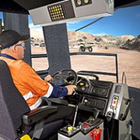 Advanced Simulator for Surface Mining | PRO3 Transportable