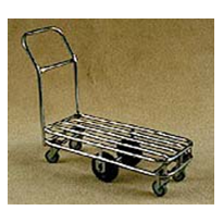 Tubular Trolleys | 6 Wheel