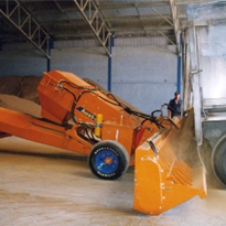 Grain Handling System | Cross Sweep