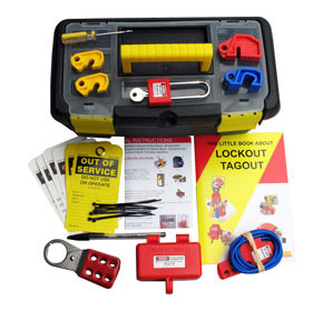 Lockout Kit In Toolbox | CLK-5