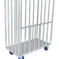 Front Panel Bulk Delivery Trolley | BDT 104