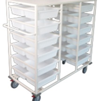 Double Sided Storage Basket | SBT 24R