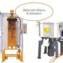 Materials Mixers and Blenders
