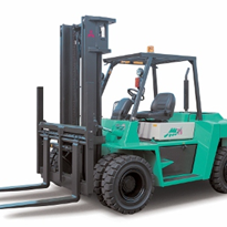Internal Combustion Cushion Tyres Forklift  | 6.0- 7.0 Ton