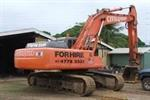 Used Excavator | 2002 Hitachi ZX330