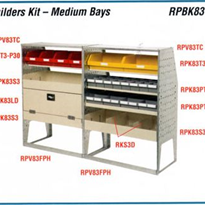 Builders Kit | RPBK83-P1 Medium Bays