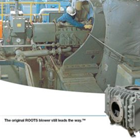 GE Roots (Dresser Roots) Bare Shaft Blowers