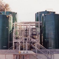 Large Dual Laminate Tanks