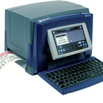 BBP31 Stand alone Sign and Label Printer