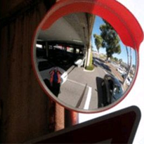 Outdoor Convex Safety Mirrors