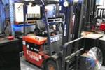 Counterbalanced Electric Forklift | Nissan 1.3T (2007)
