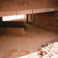 Screen Discharge Feed Chute | In Iron Ore mine