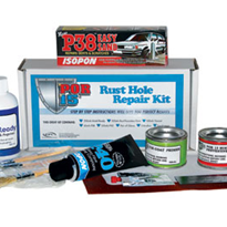 Rust Hole Repair Kit