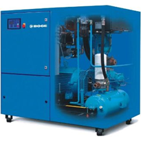 BOGE S Series Screw Compressors