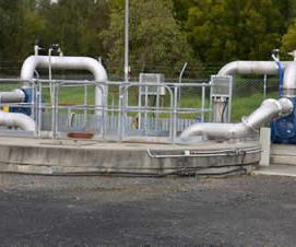 Moe Wastewater Treatment Plant has improved efficiency using a Gorman-Rupp self-priming centrifugal pump.