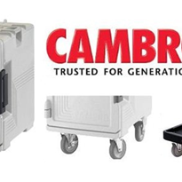 Cambro Ultra Pan Carrier S-Series | R.J. Cox Engineering