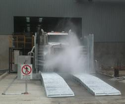 AccuWeigh Wheel Wash Systems