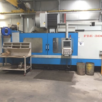 Universal CNC Bed Mill | 2009 Eumach FBE3000