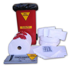 Spill Kits for Personal Safety and Environmental Protection