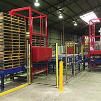 Pallet Dispensers