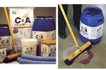 Chem Oil-Away: Sorbent & Surface Cleaner