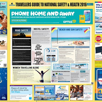 Travellers Guide to National Safety & Health 2016