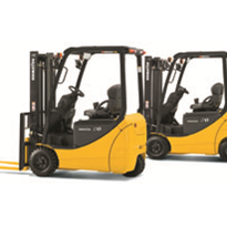 New Komatsu Electric Forklift Lands In Australia